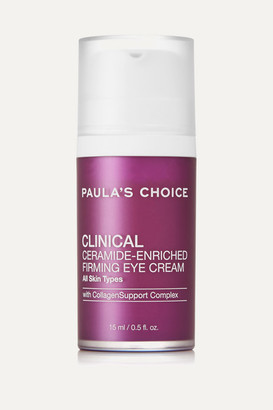 Paula's Choice Clinical Ceramide-enriched Firming Eye Cream, 15ml - one size