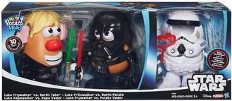 Playskool Star Wars Mr. Potato Head Darth Tater & Luke Frywalker Figure & Accessory Set