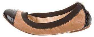 Tory BurchTory Burch Quilted Leather Flats