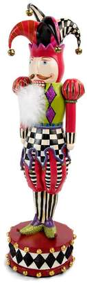 Mackenzie Childs Mackenzie-childs Jester Nutcracker
