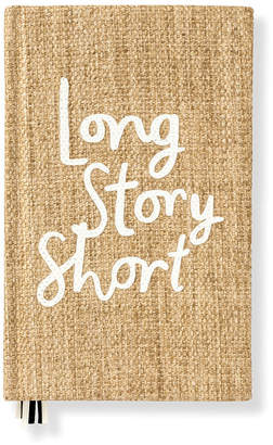 Kate Spade Word To The Wise Journal, Long Story Short Grasscloth