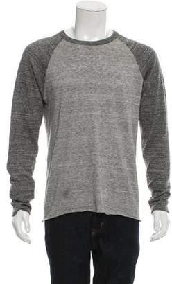 Billy Reid Raglan Knit Sweater