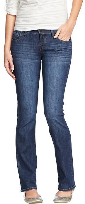 Old Navy Women's The Diva Boot-Cut Jeans