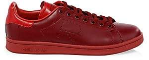 Adidas By Raf Simons Men's Stan Smith Leather Sneakers