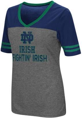 NCAA Women's Campus Heritage Notre Dame Fighting Irish Varsity Tee