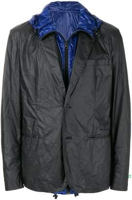 Puma reversible zipped jacket