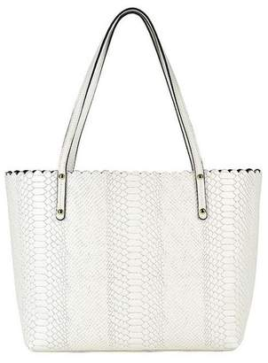 Waverly Asha By Ashley Mccormick Mini Tote White