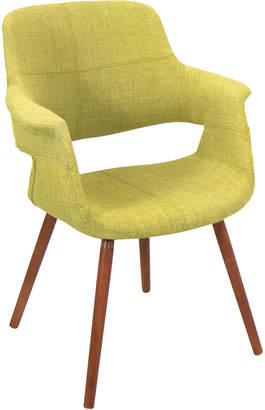 Asstd National Brand Vintage Flair Retro Upholstered Armchair