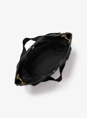 MICHAEL Michael Kors Astor Pebbled Leather Shoulder Bag