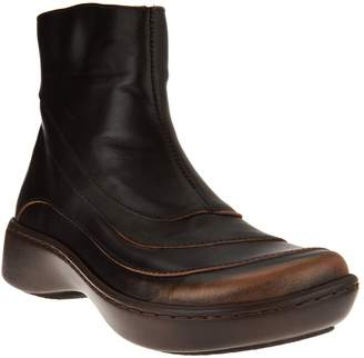 Naot Footwear Leather Ankle Boots - Tellin