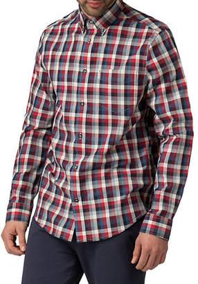 Ben Sherman Distorted House Gingham Sport Shirt
