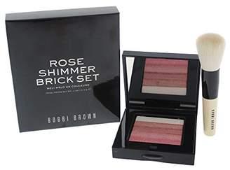 Bobbi Brown Rose Shimmer Brick Set