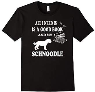 Breed Schnoodle Dog T Shirt Gift Schnoodle Puppies Gift Tee