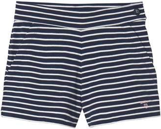 Gant Girl Breton Stripe Shorts