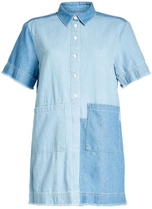 Sjyp Denim Dress