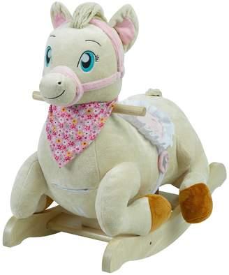 Rockabye Princess Pony Rocker