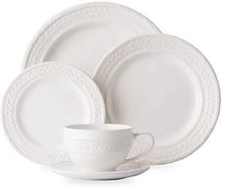 Juliska Le Panier Whitewash Five-Piece Ceramic Set