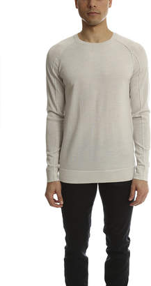 Helmut Lang Wool Crewneck Sweater