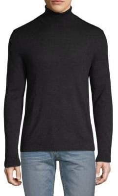 Saks Fifth Avenue Turtleneck Merino Wool Sweater