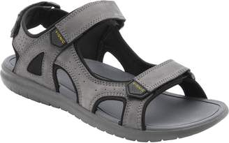 Vionic Men's Nubuck Adjustable Sandal - Neil