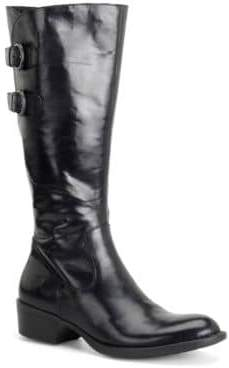 Børn Berry Leather Riding Boots