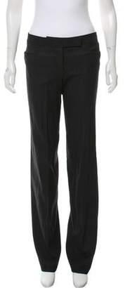Diane von Furstenberg Wool Skinny Pants