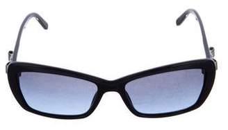 af3254a6d20 Salvatore Ferragamo Blue Women s Sunglasses - ShopStyle