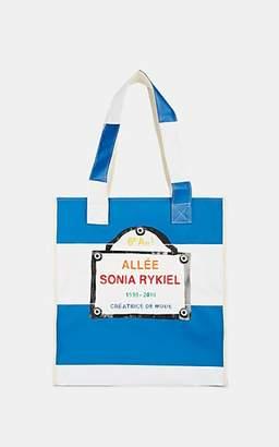 "Sonia Rykiel Women's ""Allez Rykiel"" Tote Bag - Blue"