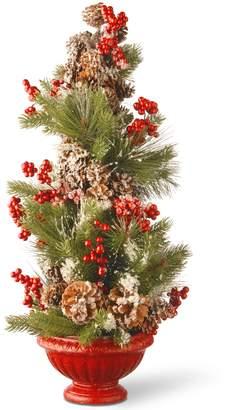 """National Tree Company 26"""" Christmas Tree Table Decor"""
