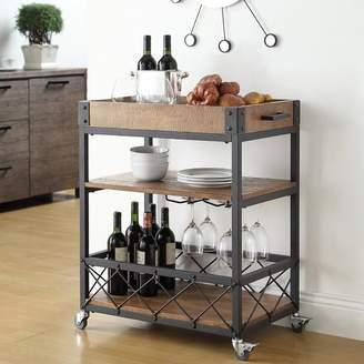 Mercury Row Zona Kitchen Cart