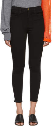Frame Black Ali High-Rise Jeans