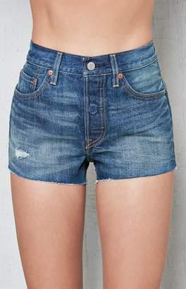 Levi's 501 California Tide Denim Shorts