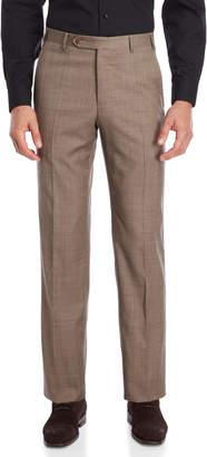 Zanella Brown Devon Dress Pants