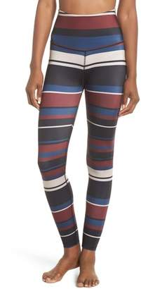 Beyond Yoga Stripe Lux High Waist Leggings
