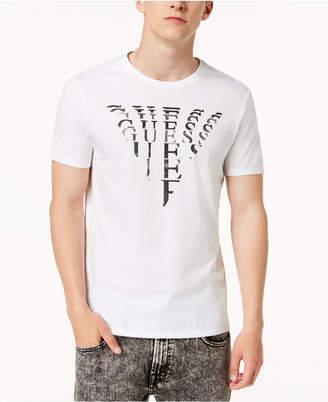 GUESS Men's Logo Graphic T-Shirt