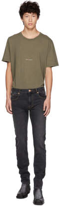 Isabel Marant Black Faded Khan Jeans