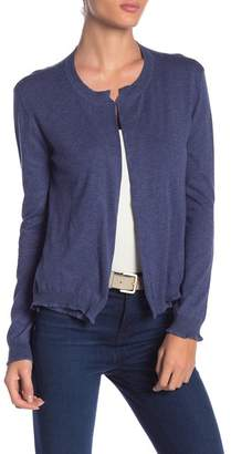 Inhabit Cotton Double Layer Cardigan