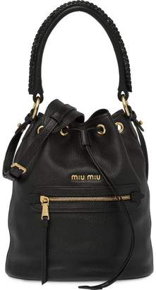 32ae77a452fb Miu Miu Black Top Handle Bags For Women - ShopStyle Canada