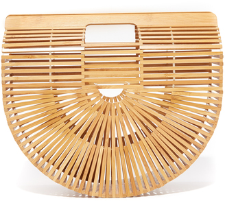 ONE by Cult Gaia Gaia's Ark Bag $98 thestylecure.com