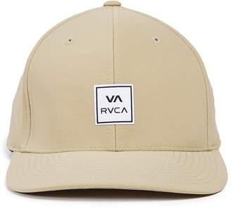 RVCA Warner Flex Fit Hat
