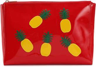 Lolo Betty Pineapple Cosmetic Bag - Women's