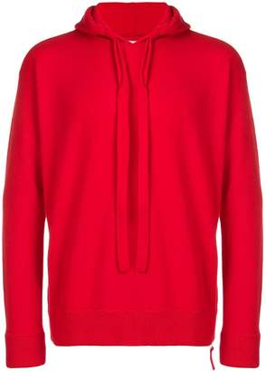 Laneus hooded sweatshirt