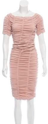 Ronny Kobo Nina Bodycon Dress w/ Tags