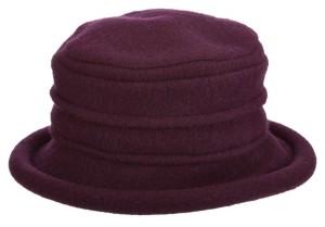 Dorfman Pacific Scala Packable Wool Cloche