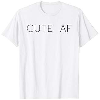 Abercrombie & Fitch Cute T-Shirt for cuties black edition
