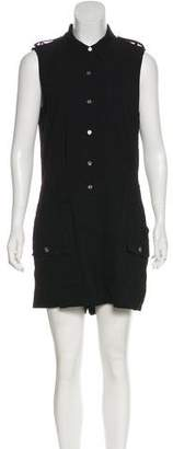 Marc by Marc Jacobs Sleeveless Button-Up Jumper w/ Tags