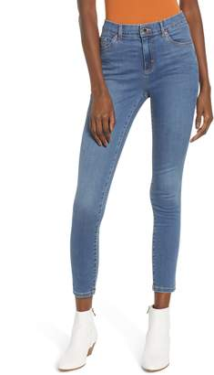 Topshop Leigh Skinny Fit Jeans