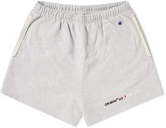 Off-White Off White x Champion Short