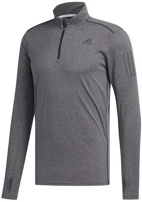 adidas Quarter-Zip Pullover Athletic