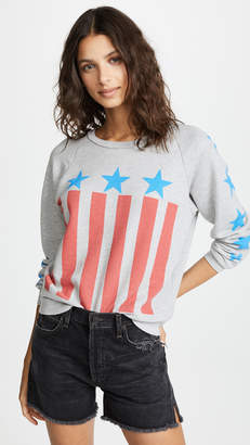 Wildfox Couture Allstar Junior Sweatshirt